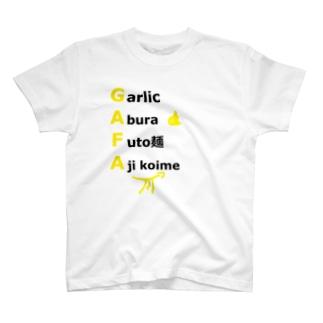 GAFA T-shirts