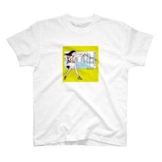 HITCH HIKE T-shirts