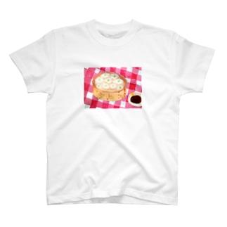 シュウマイ相撲 T-shirts