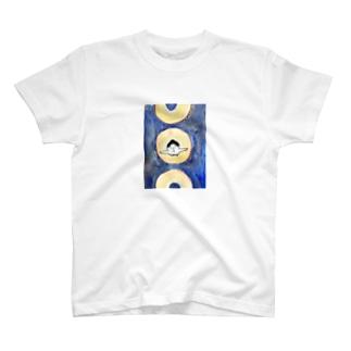 バウムクーヘン相撲 T-shirts