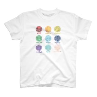 宝石展示 T-shirts