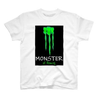 ボートモンスター T-shirts