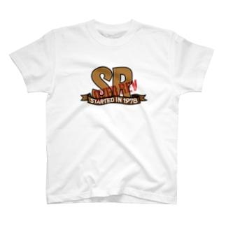 YAMAHA SR。 T-shirts