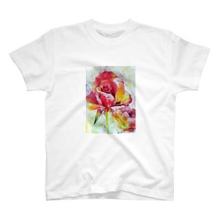 Sweet Roses T-shirts