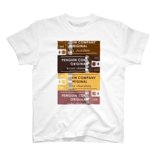 ペンギンチョコレート T-shirts