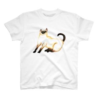 ネコT ① T-shirts