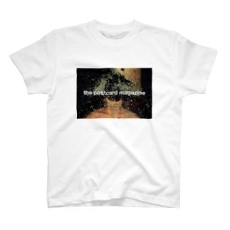 the postcard magazine T-shirts
