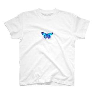 バタフライ T-shirts