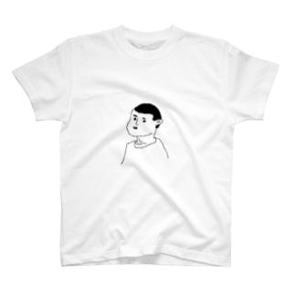 blank/呆け T-shirts