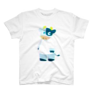 モーまるちゃん T-shirts