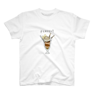 PERFECTなパフェ T-shirts