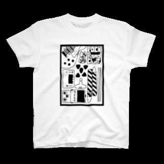 liver4260のけいおんがくぶ T-shirts