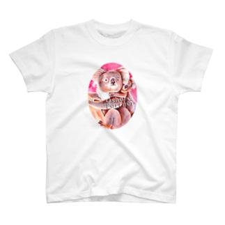 ガチコアラ T-shirts