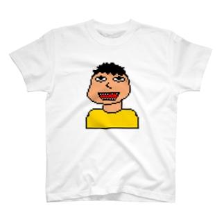 てきめんあいこん Tシャツ