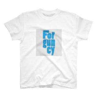 Forguncy T-shirts