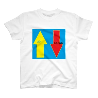 UP DOWN T-shirts