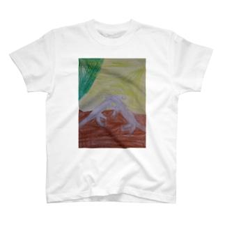 コモドドラゴンお相撲 T-shirts