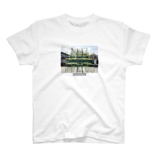 マイクスタンドのマイキー 《ジャングル》 T-shirts