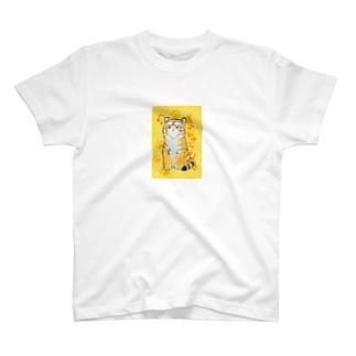 くるしゅうない T-shirts