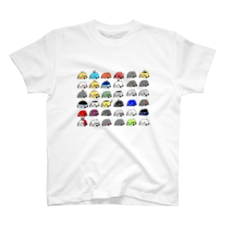 【最新版】くるまさんたち。 T-shirts