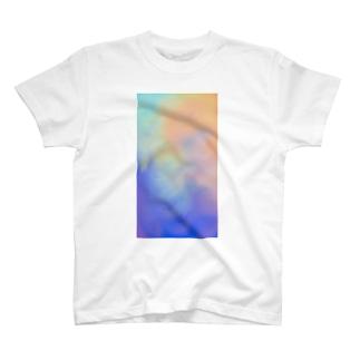 marble colour T-shirts