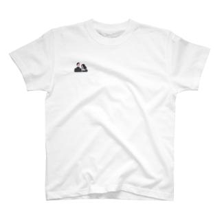 アベック(ワンポイントバージョン) T-shirts