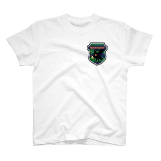 MOYASHI8 T-shirts