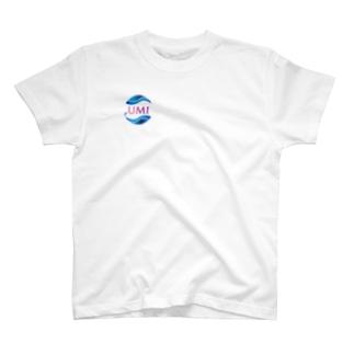 UMIてぃしゃつthree T-shirts
