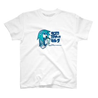 タピオカとわにじまさん T-shirts