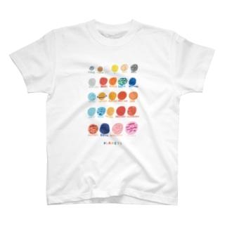 長男の絵(PLANETS) T-shirts
