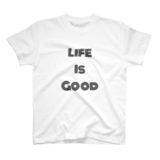 Life Is Good T-shirts