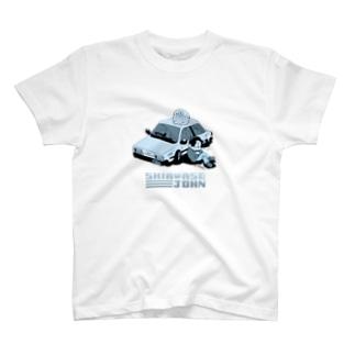 ジョンのカー T-shirts