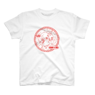 OKAME-INKO-LOVE T-shirts