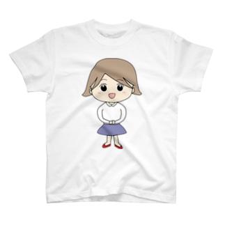 CafeSnap案内人 T-shirts