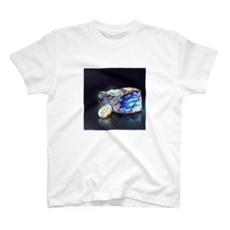 宝石シリーズ オパール  T-shirts