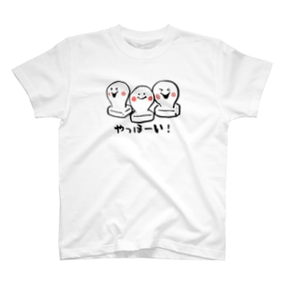 お餅ちゃん、3兄弟 T-shirts