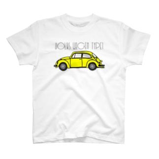 VOLKSWAGEN TYPE1 T-shirts