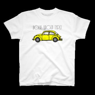 JOKERS FACTORYのVOLKSWAGEN TYPE1 T-shirts