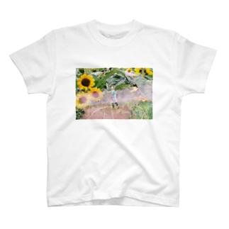 ひまわりとにしむら T-shirts
