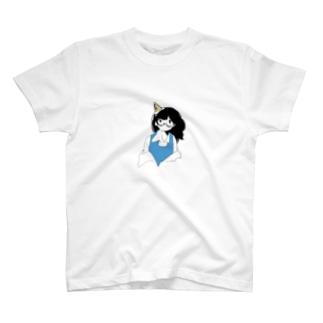無気力 T-shirts