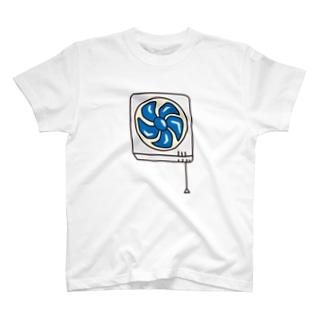 換気扇 T-shirts