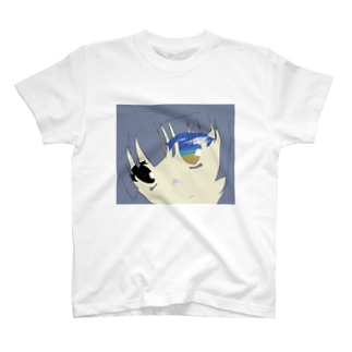 寒いのは苦手 T-shirts