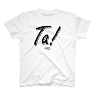 takio Tシャツ