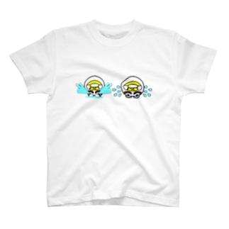 四街道非公認キャラクターよつどうくん T-shirts