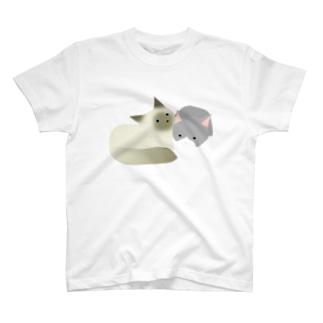 ハル―とマローン T-shirts