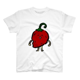 からいっけ T-shirts