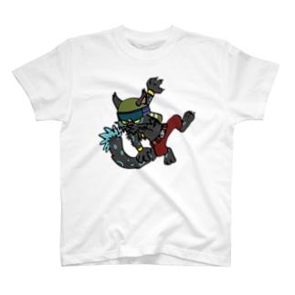 敵はどこだ T-shirts