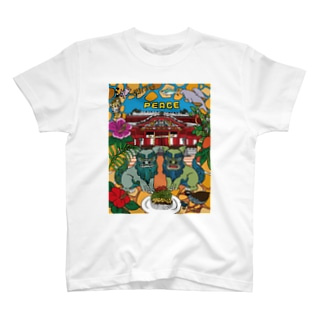 首里城チャリティグッズ T-shirts