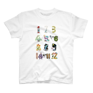 ca*n*ow2020Tシャツ T-shirts