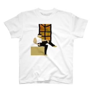 異世界開放レジスタンス T-shirts
